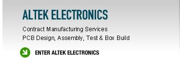 Altek Electronics | PCB Assembly | Prototyping Circuit Boards | Electronic Assembly of Circuit Boards in Connecticut and the Northeast